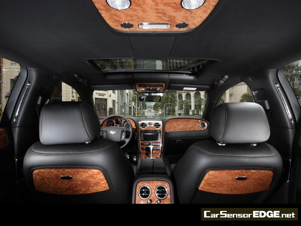 Desktop on 2005 Bentley Continental Gtc